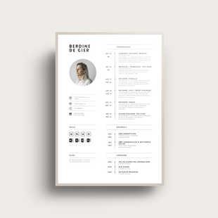Grafisch ontwerp | CV