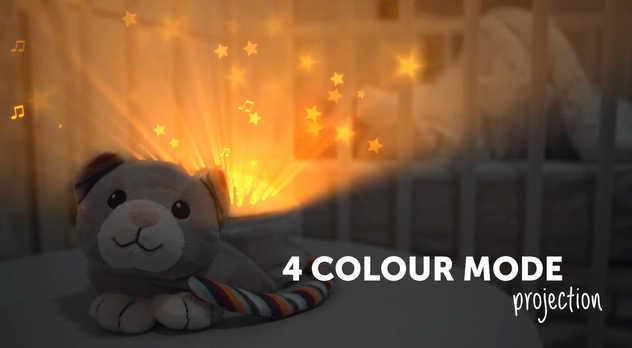 18 Product promo; Kiki Star Projector