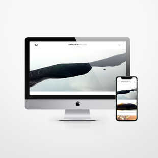 Nathan Marcusse | Fotografie webdesign & branding