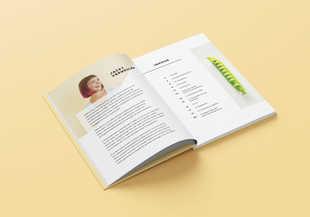 Boek design voor Jacky Foodie