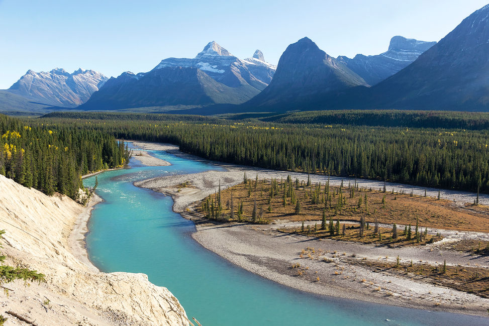 Icefields Parkway, BC, Canada
