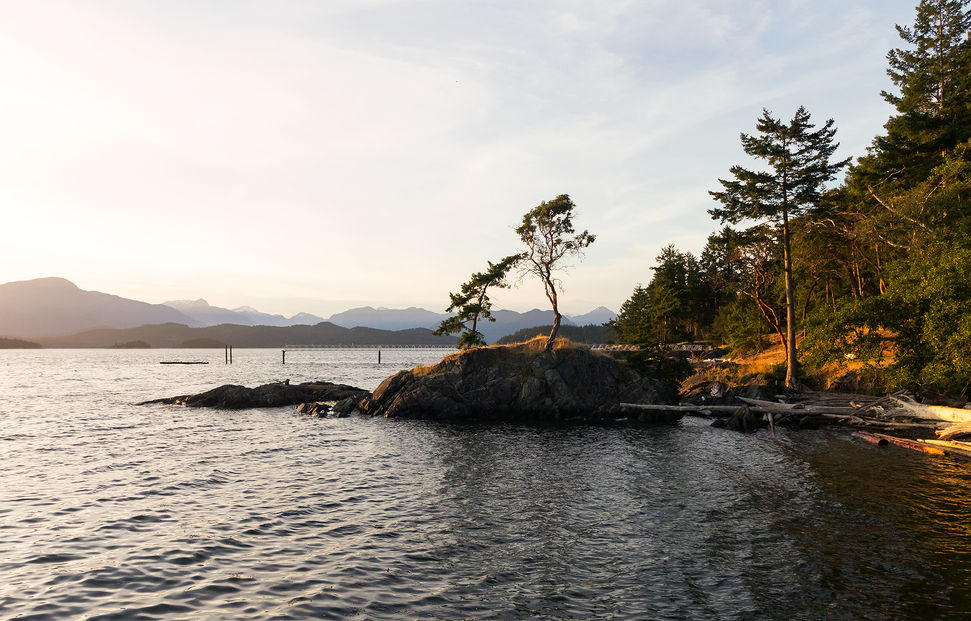 Cape Roger Curtis Bowen Island