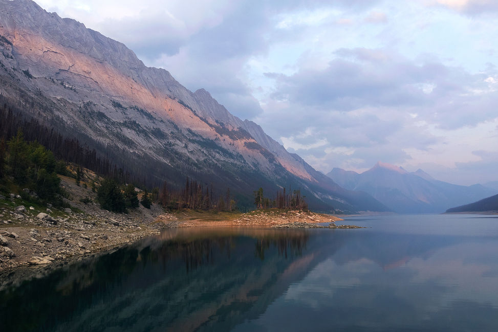 Medicine Lake, BC, Canada
