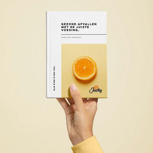 Gezond afvallen met de juiste voeding (e-book)
