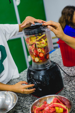 educação socioambiental culinária