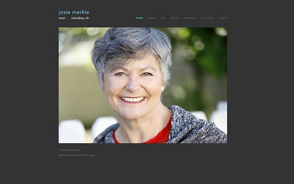 www.josiemerkle.com