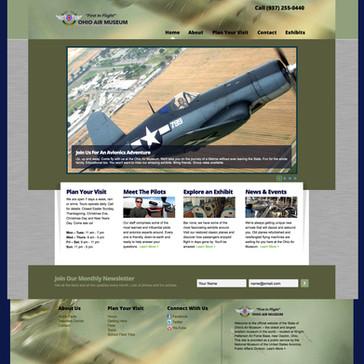 Ohio Air Museum website