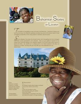 Episodes Tour Brochure