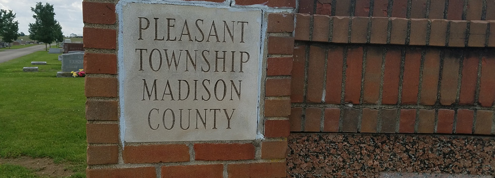 Pleasant Township Madison County, Ohio