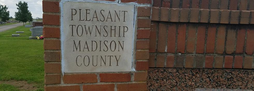 Pleasant Township Madison County, Ohio