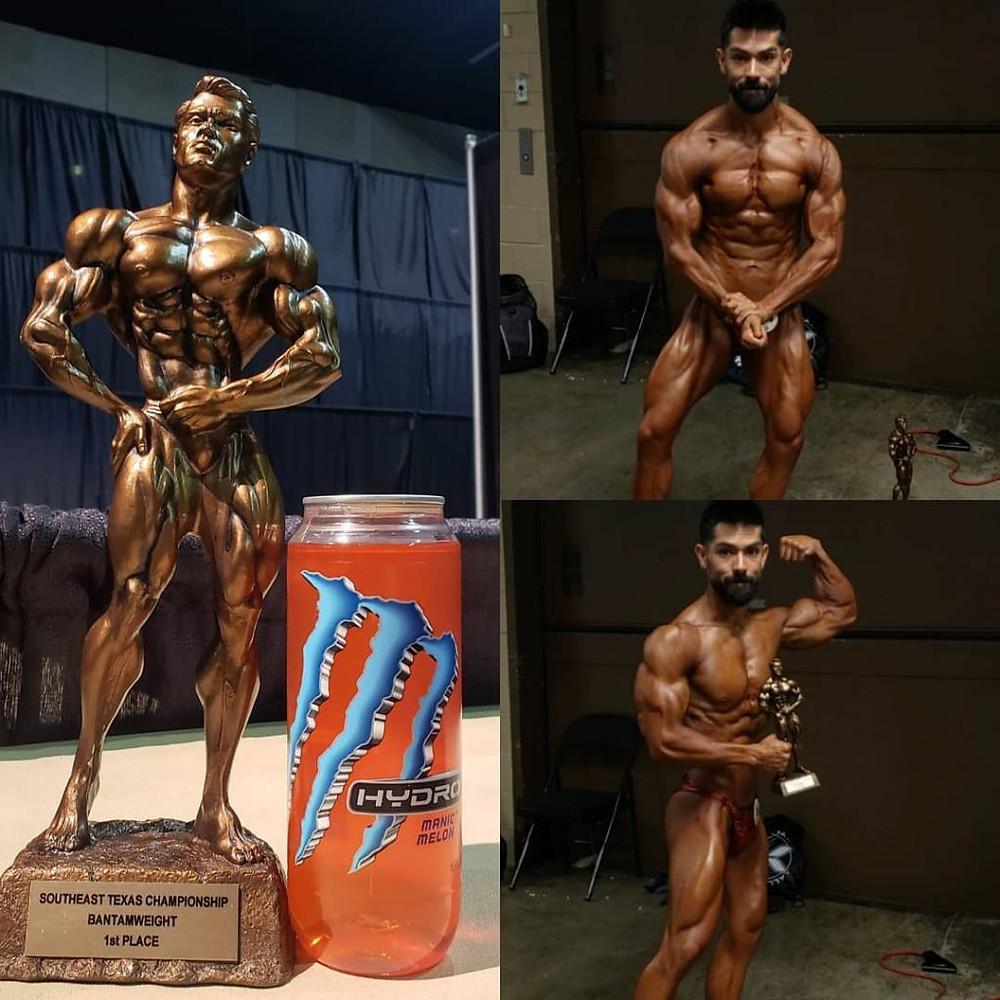 Eric Lee Salazar Vittoria Contest
