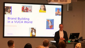 Leadership & Branding of Tomorrow in a VUCA world.