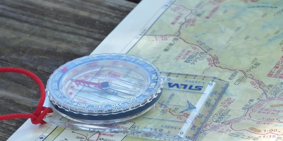 「初めての山歩き♪-2」~【地図読み編】  (3)