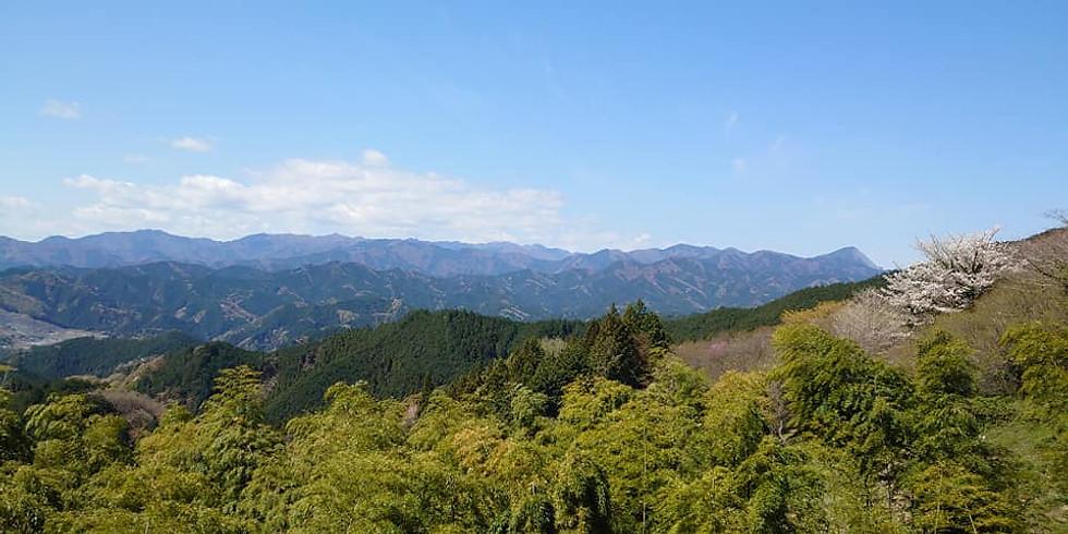 「TOUGH!トレック-2020~②」奥武蔵縦走(DAY-1) 日和田山~関八州見晴台