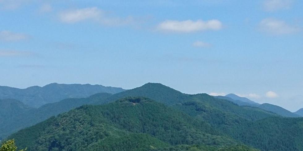 奥多摩から奥武蔵へ!…都県境界線を跨ぐ旅(棒ノ折山)♪