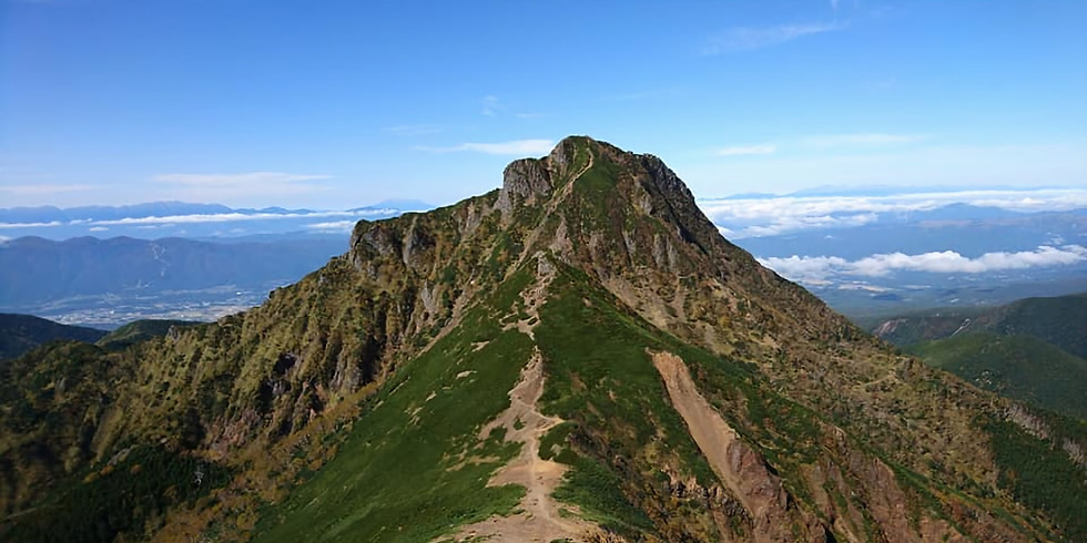 【富士登山前提-②】険しき岩稜帯~南八ケ岳・周回大縦走!