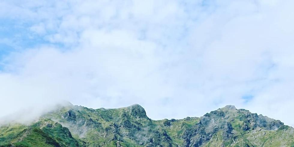 「日帰り!?百名山」日本三大急登・西黒尾根に挑戦!(@谷川岳)