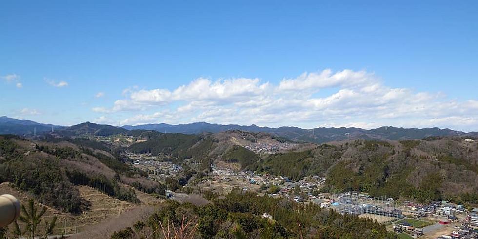 「体慣らしに…」奥武蔵里山ハイク(@飯能・四山巡り)