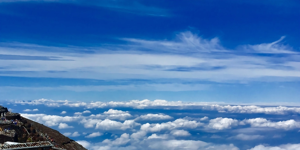 2021年初夏・「山開き直前」の富士山を登る!!