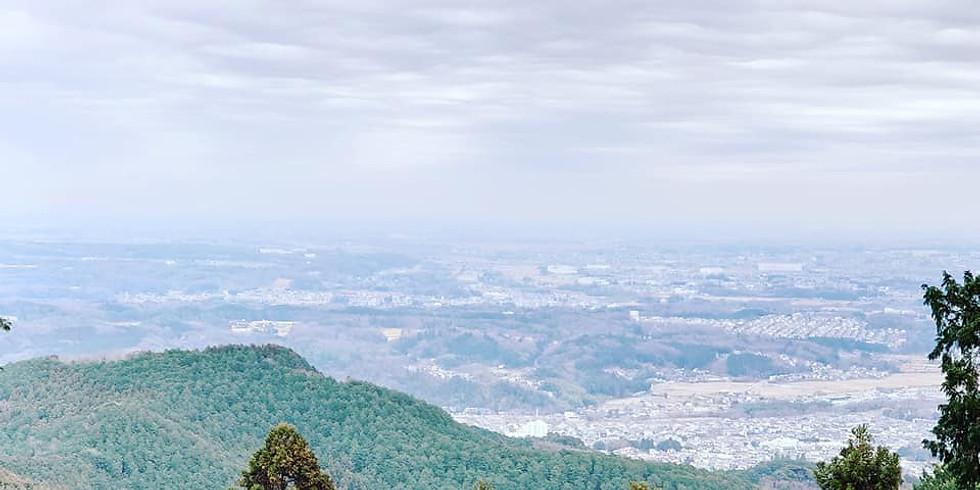 「ビギナーズ?ハイク~④」花豊かな「越生」の里から大高取山へ