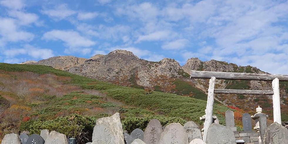 「秋の大型企画~②」:錦秋の木曽路「御嶽山」…巡礼行