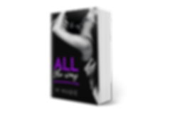 all the way, cntemporary romance, romantic comedy, m mabie, hilarious romance, friends to lovers, alpha male hero