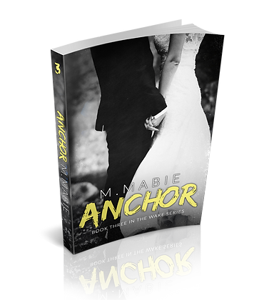 Anchor, Wake #3 Signed Paperback