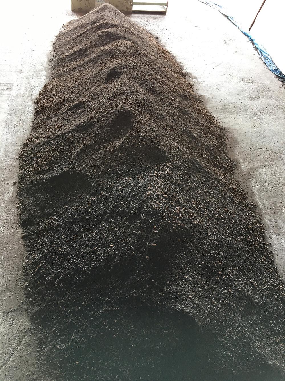 育苗用の土
