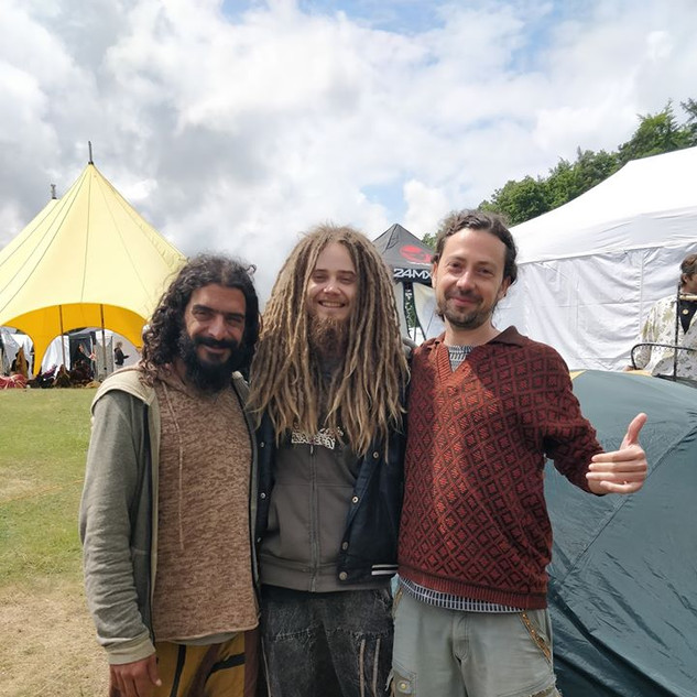 Master Minded, Cosmic Touch & MantishMash @ Funny Moon 2019
