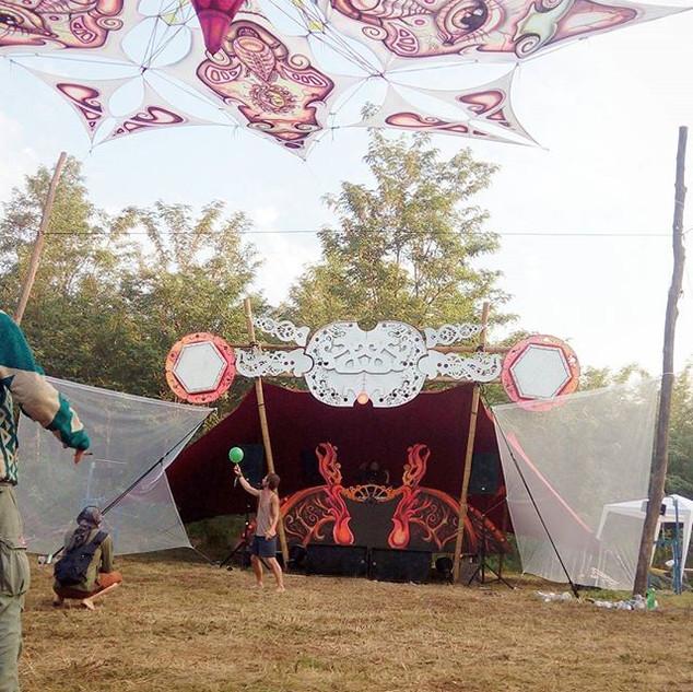 Balloon moment🎈#samsarafestival2017