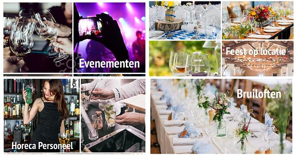 Feesten Partijen Evenementen Bruiloften MKM EVENTS