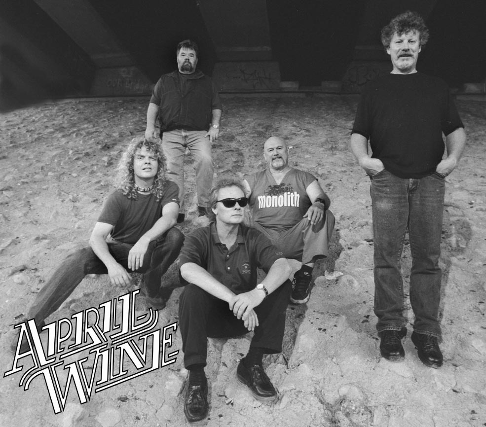 April Wine cover
