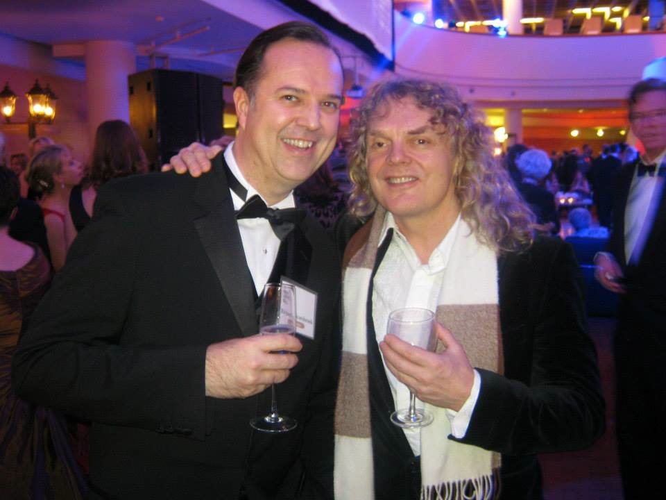 Book Lover's Ball 2015 Dundurn boys