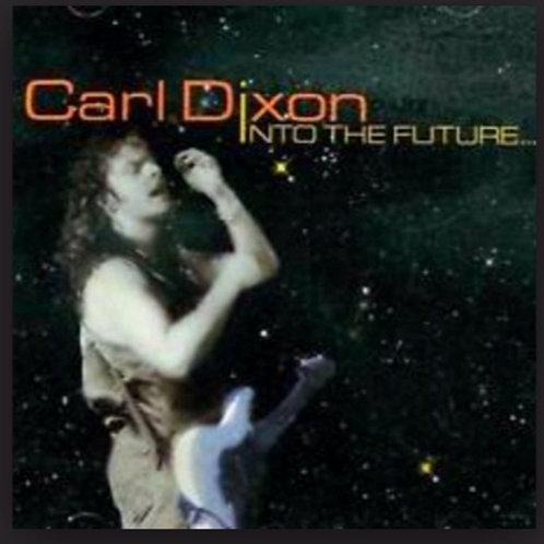 """""""Into The Future"""" CD"""