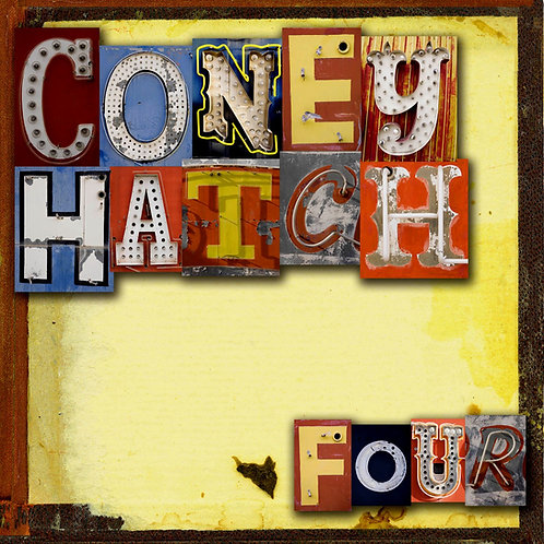 CONEY HATCH FOUR - re-release
