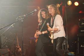 Sean Kelly and Carl Dixon