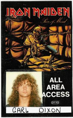 Iron Maiden Pass