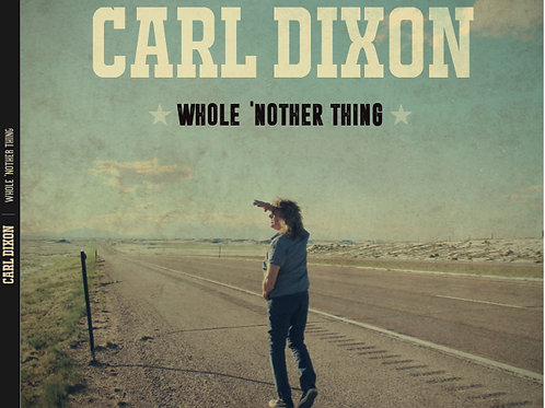 """""""Whole 'Nother Thing"""" CD"""