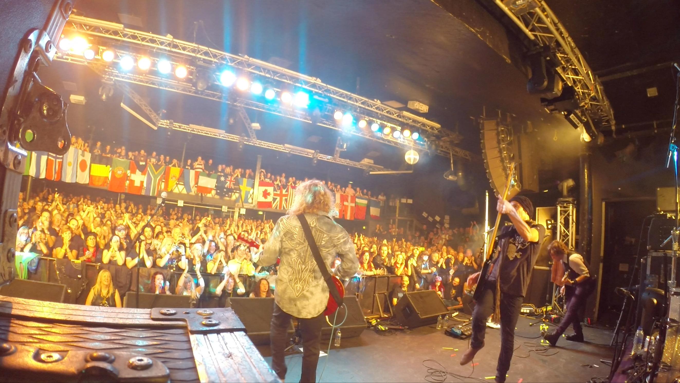 Firefest 2014 Crowd shot