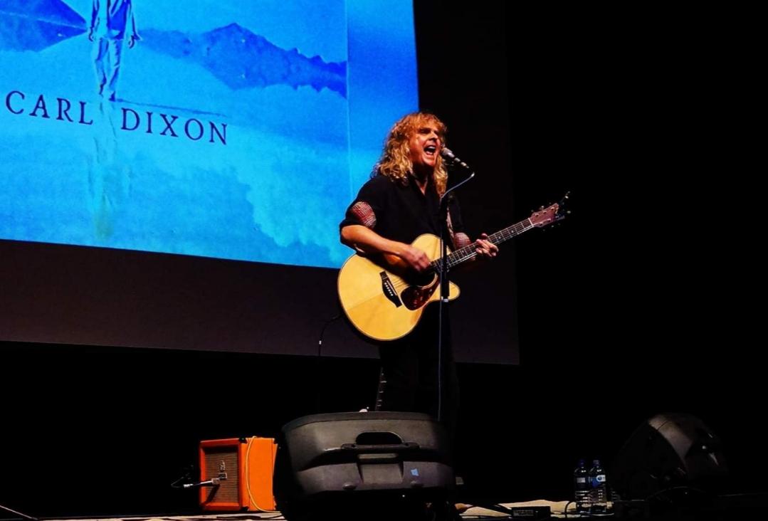 Carl Dixon theatre shows