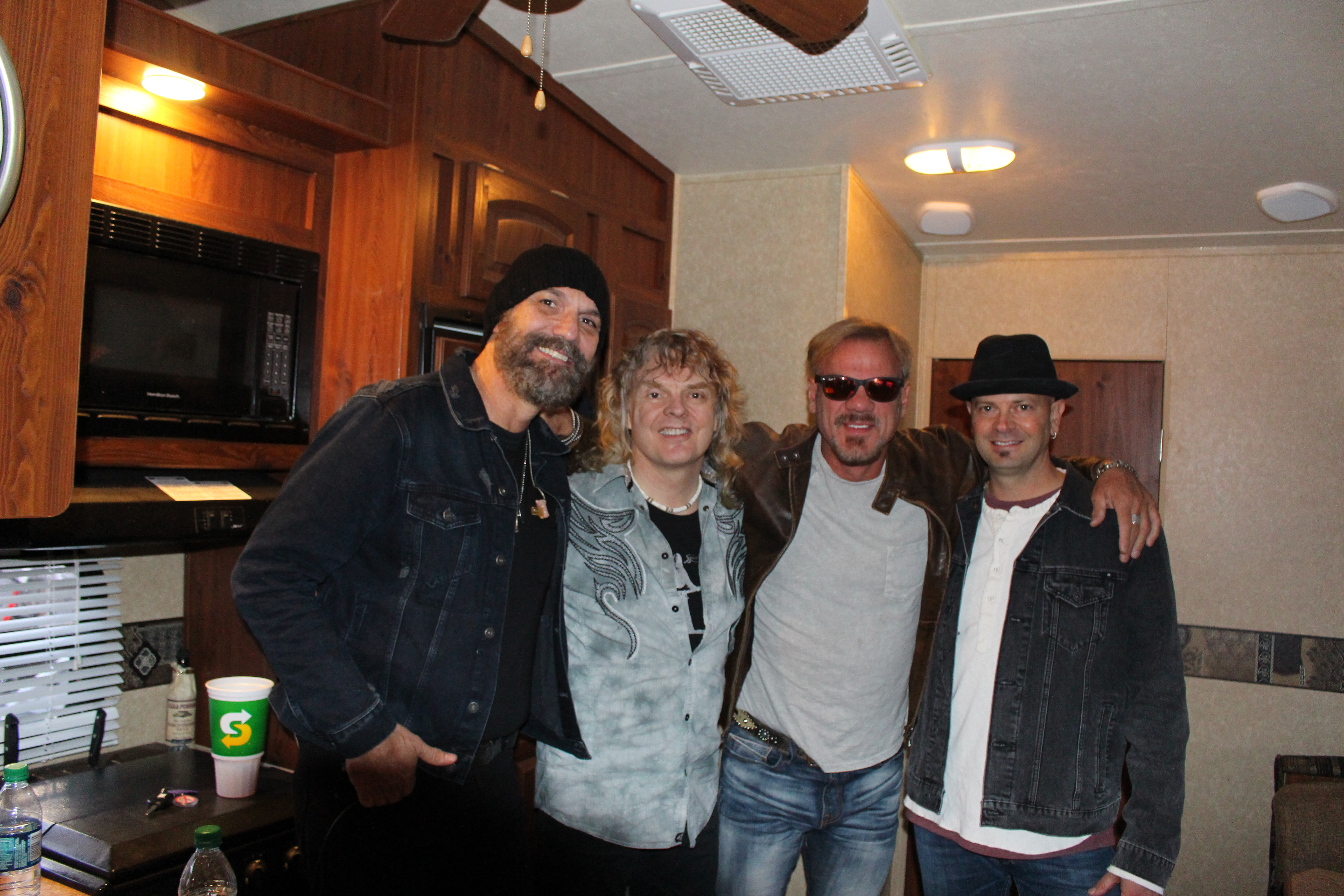 With Phil Vassar Steve and Jeff