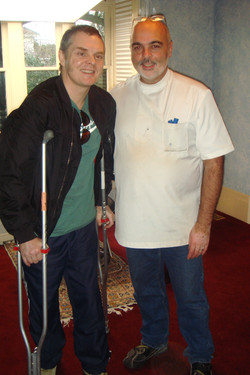 The amazing prosthetic maker