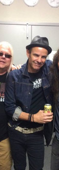 Coney with Steve Harris