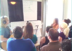Songwriting workshops