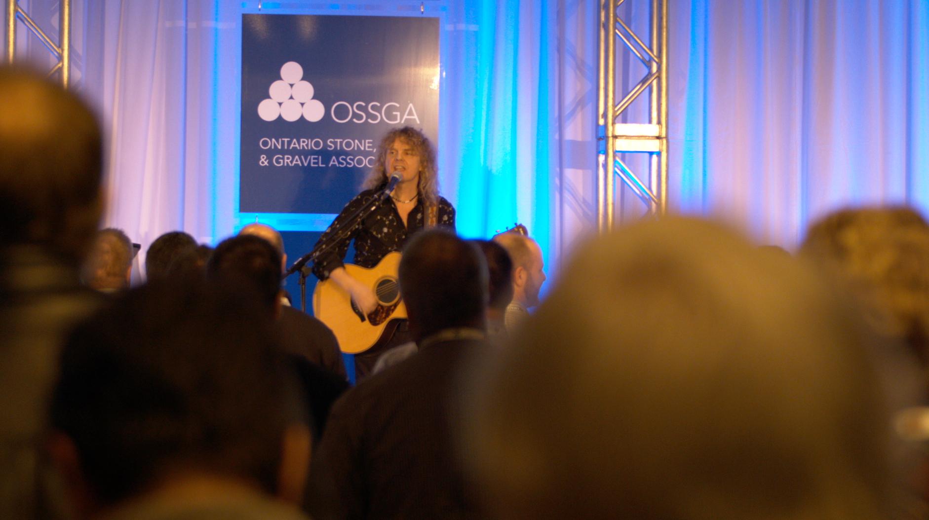Carl at OSSGA 2015