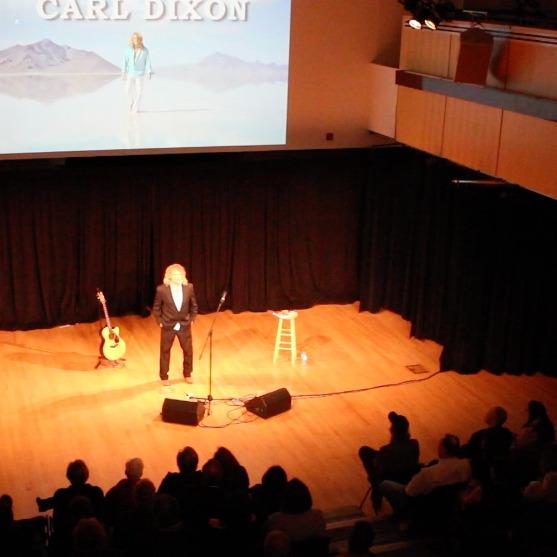 Carl Dixon theatre events-