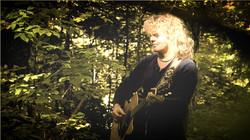 Carl in woods