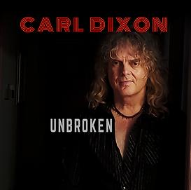 Booklet AORH00195 - CARL DIXON - Unbroke