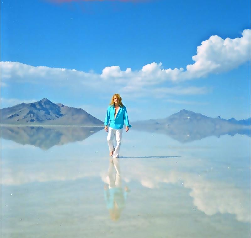 Salt Flats Nevada