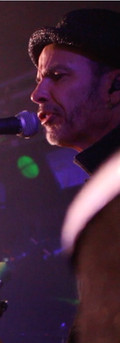 Andy Curran at HEAT